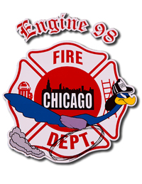 Chicago FD Engine 98's patch