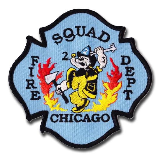 Chicago FD Squad 2's patch