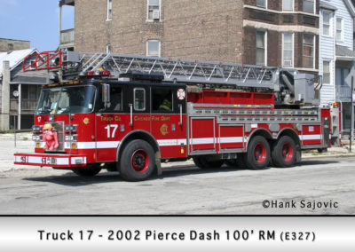 Chicago FD Truck 17