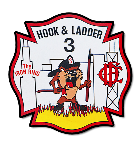 Chicago FD Truck 3 patch