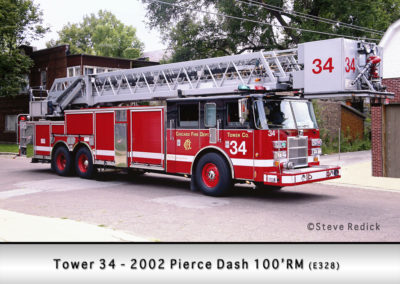 Chicago FD Tower 34
