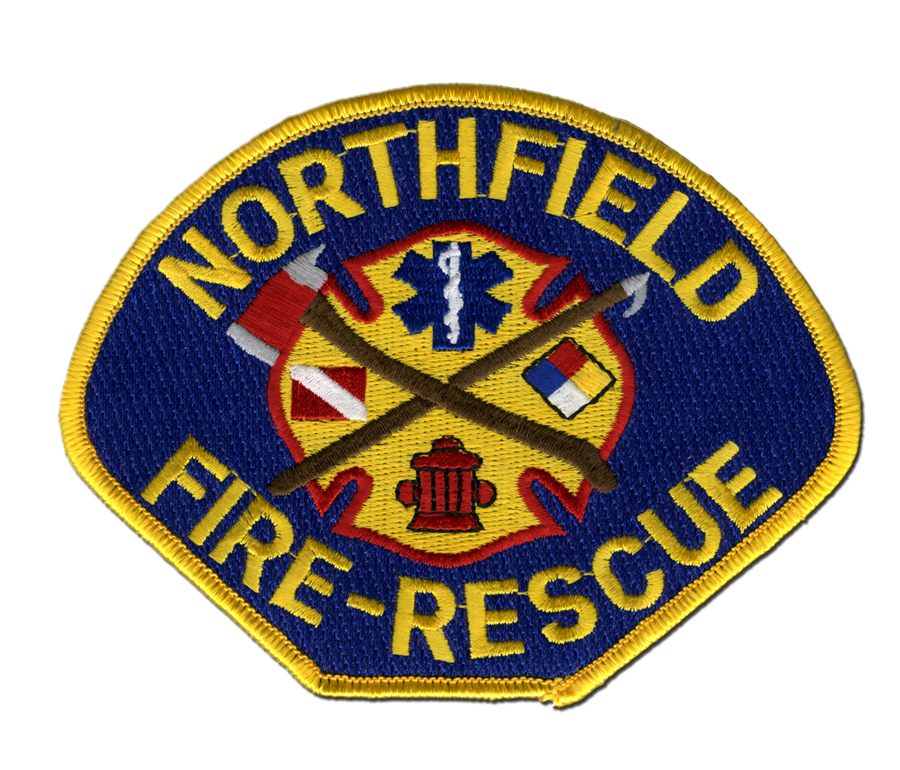 Northfield Fire Department patch