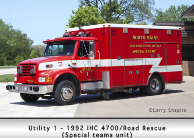 North Maine FPD Utility 1