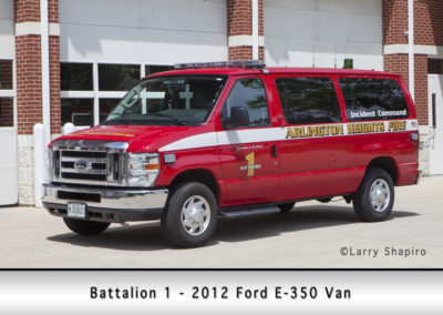 Arlington Heights FD Battalion 1