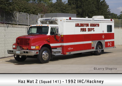 Arlington Heights FD Haz Mat 2