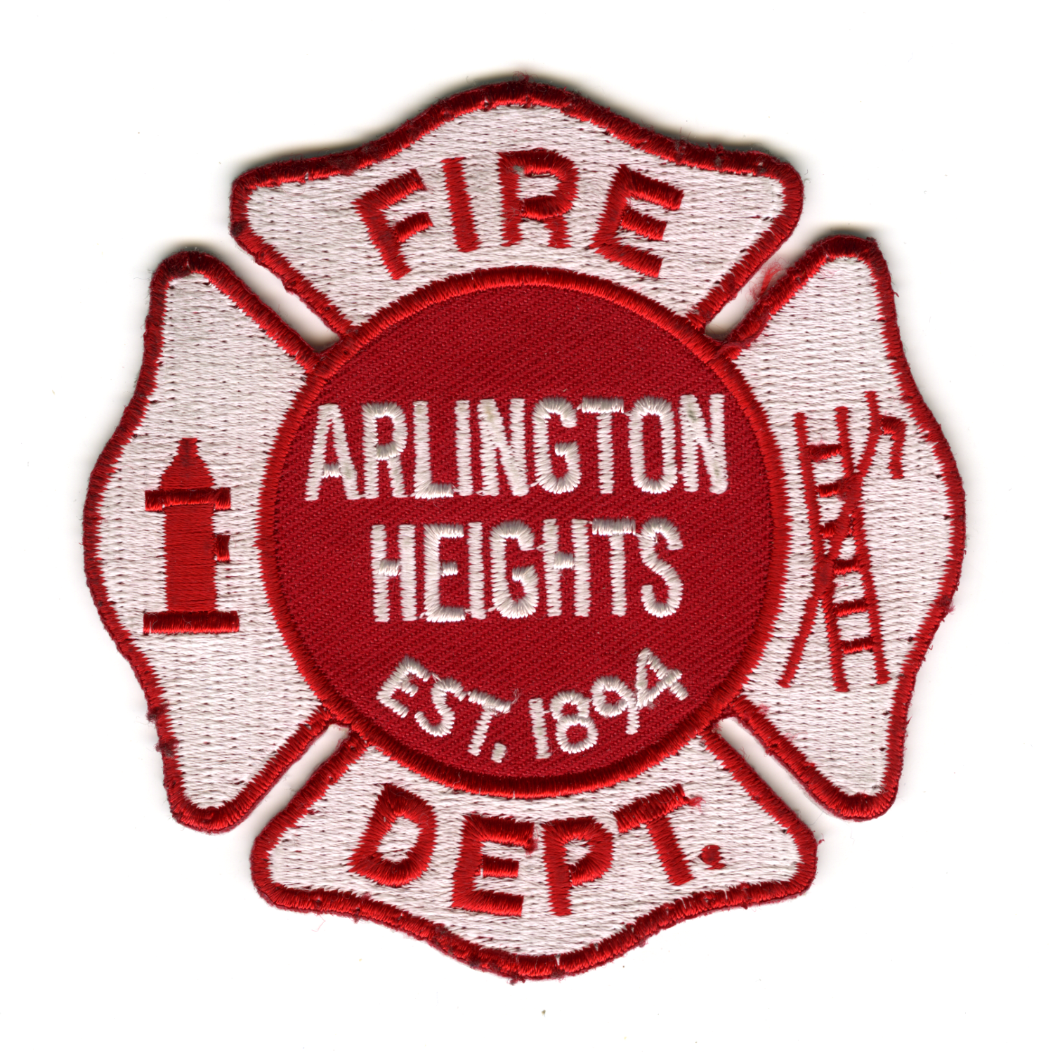 Arlington Heights FD patch