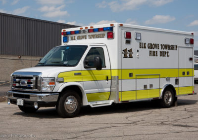 Elk Grove Township FPD Ambulance 11