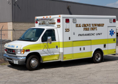 Elk Grove Township FPD Ambulance 323