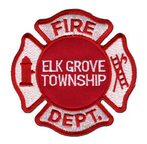 Elk Grove Township FPD patch