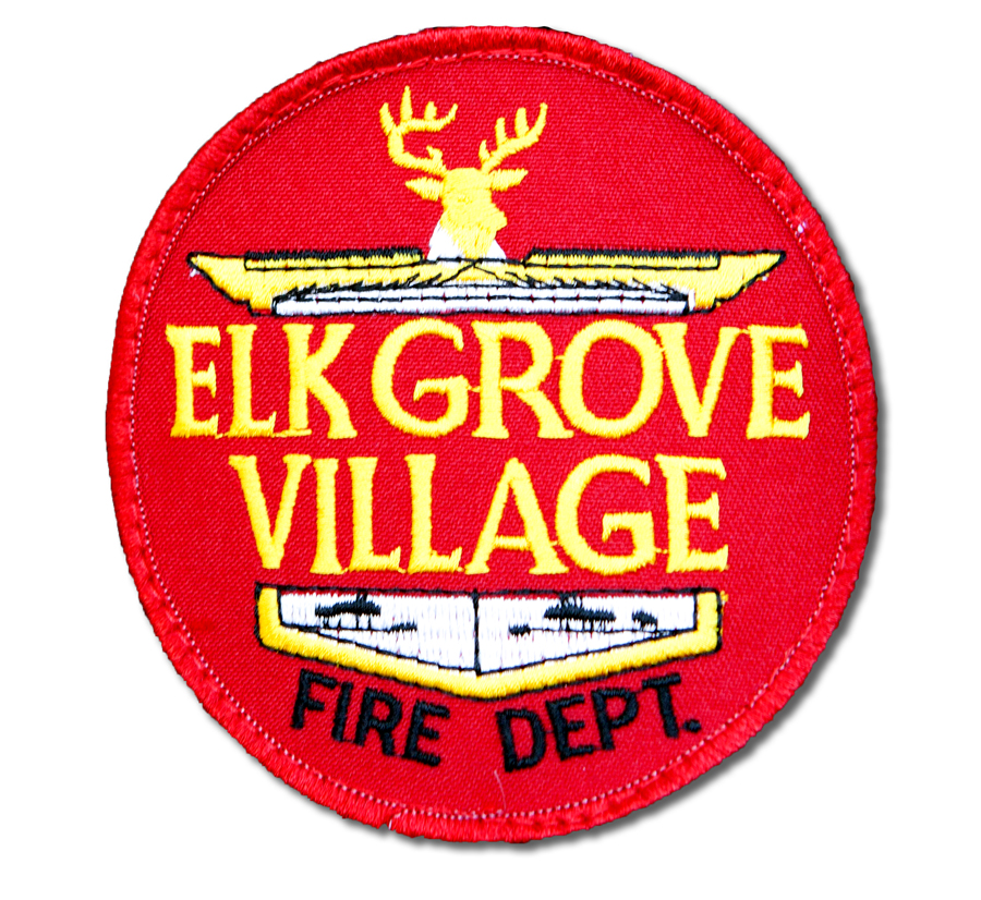 Elk Grove Village FD patch