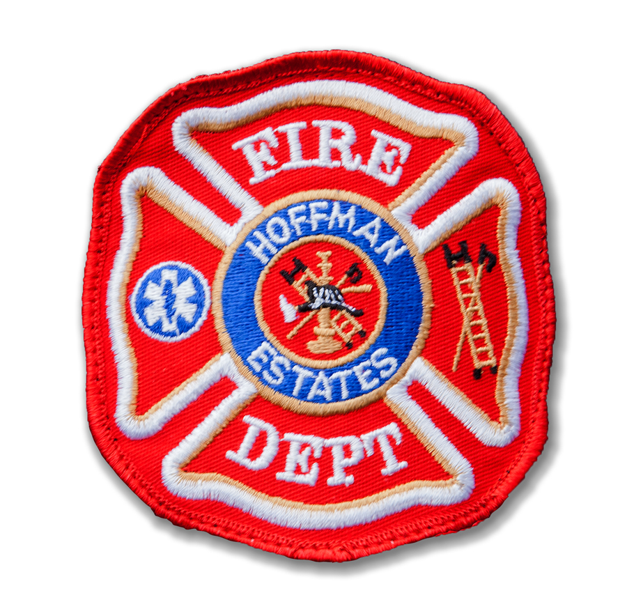 Hoffman Estates FD patch