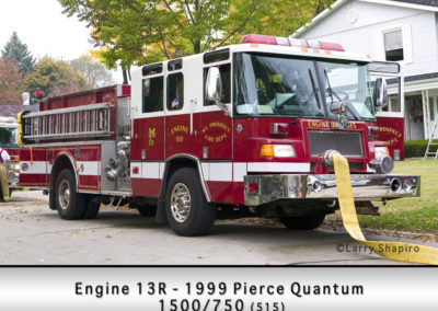 Mount Prospect FD Engine 13R