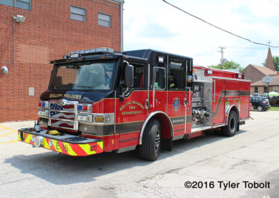 Rolling Meadows Engine 16