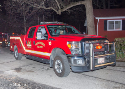 Countryside Fire Protection District Battalion 41