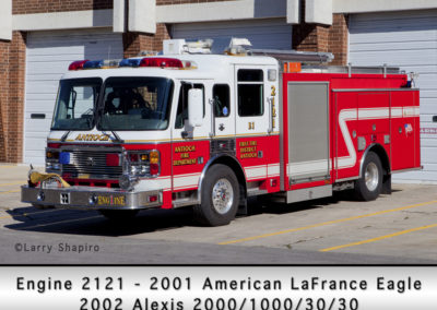 Antioch Fire Department Engine 2121