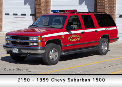 Antioch Fire Department 2190