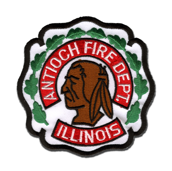 Antioch Fire Department patch