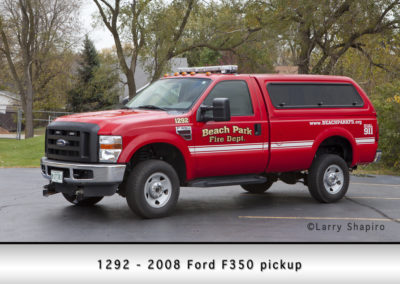 Beach Park Fire Department 1292