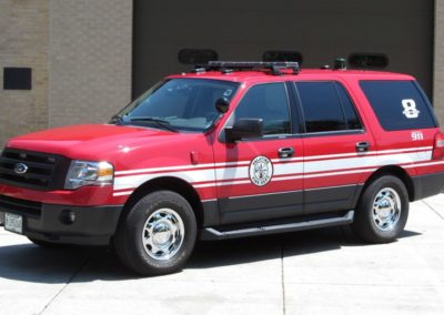 Palatine Battalion 8 - 2013 Ford Expedition