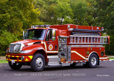 Countryside Fire Protection District Tender 411