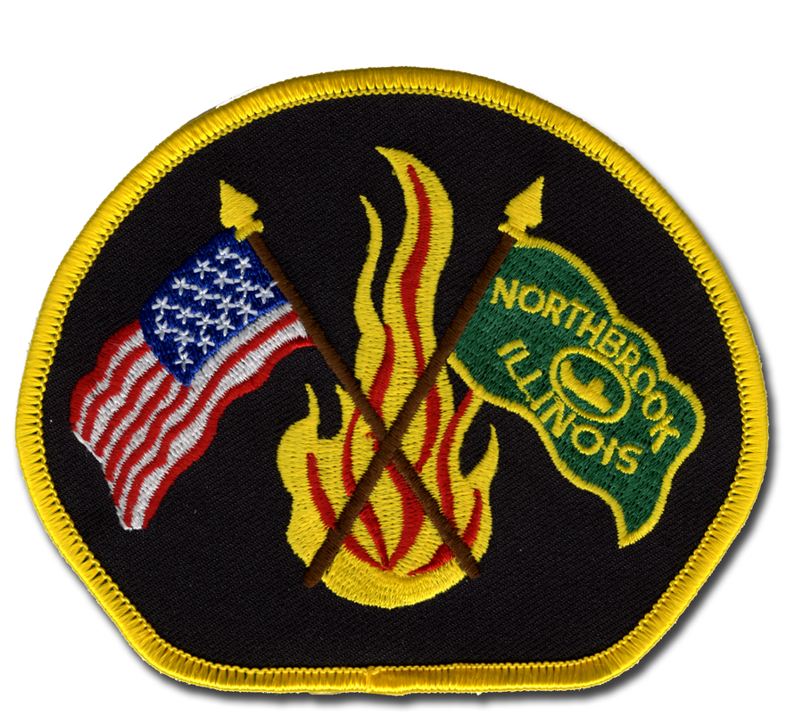 Northbrook Fire Department patch