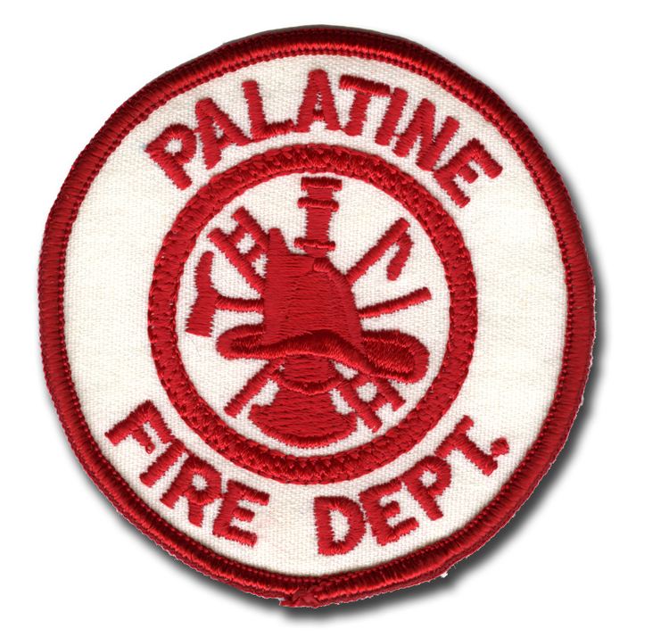 Palatine Fire Department patch