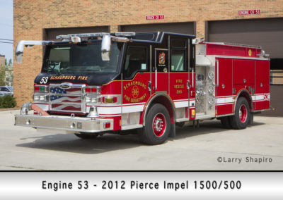Schaumburg Fire Department Engine 53