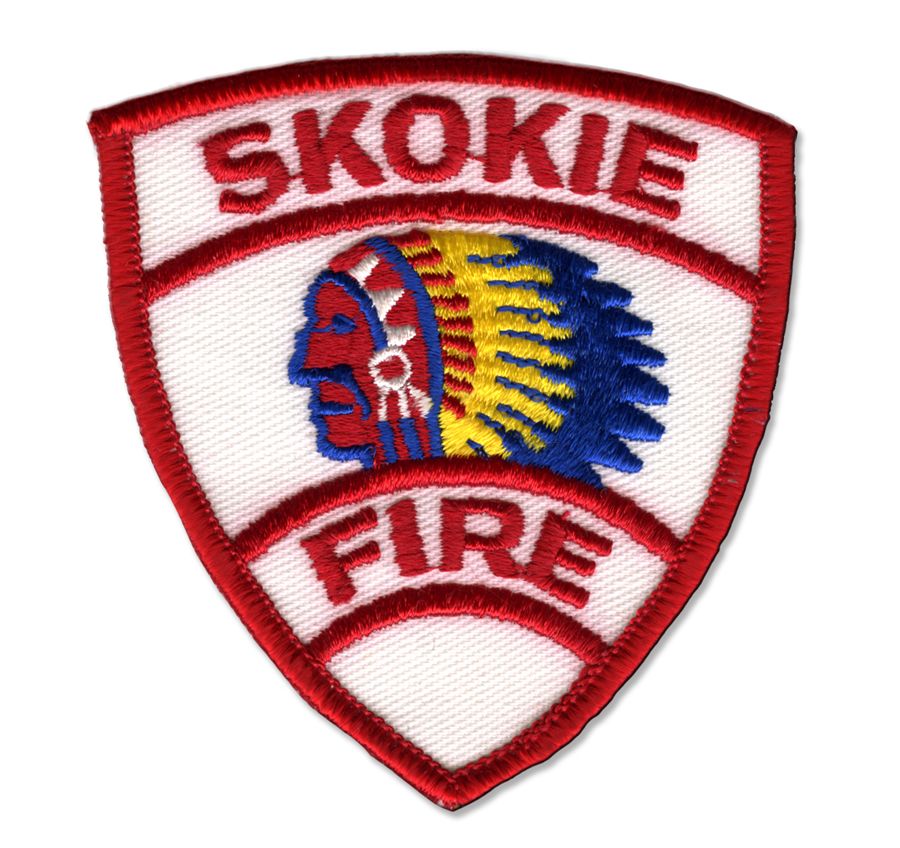 Skokie Fire Department patch