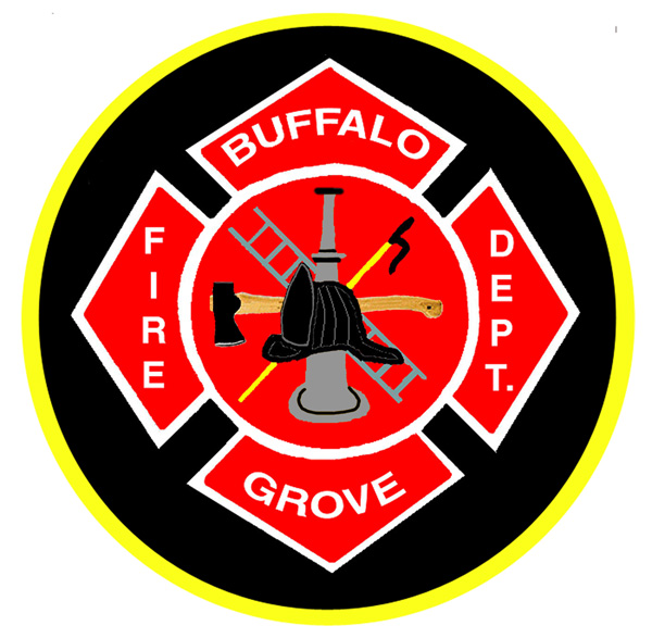 Buffalo Grove Fire Department decal