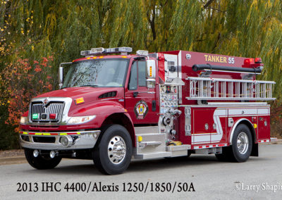 Long Grove FPD Tanker 56 - 2013/IHC 4400/Alexis 1250/1850/50A