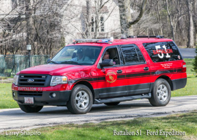 Lincolnshire-Riverwoods FPD Battalion 51 - Ford Expedition