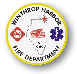 Winthrop Harbor Fire Department patch