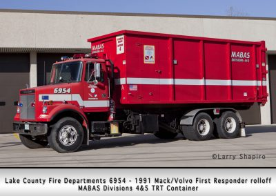 Lake County Fire Departments 6954