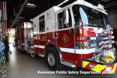 Rosemont Public Safety Department photo