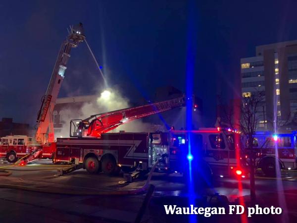 Waukegan FD photo