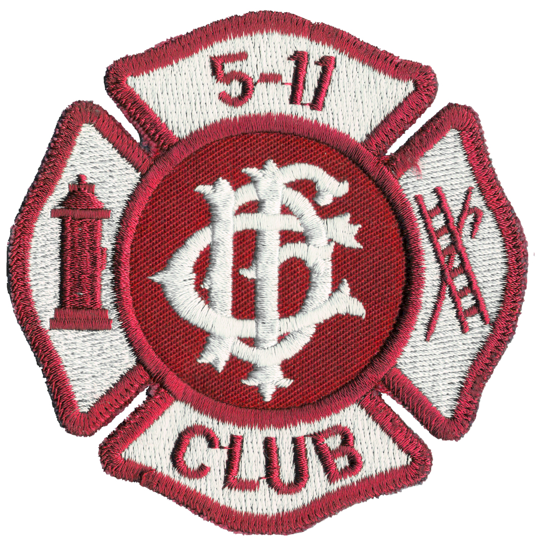 Chicago FD 5-11 Club patch