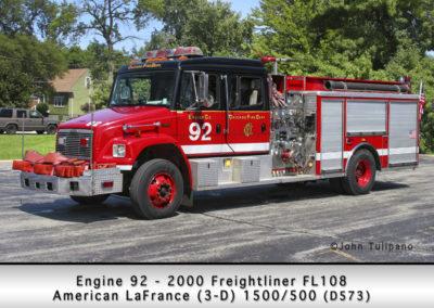 Chicago FD Engine 92