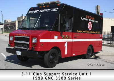 5-11 Club Support Service Unit 1