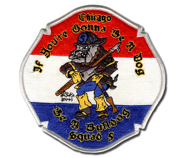 CFD Squad 5 patch