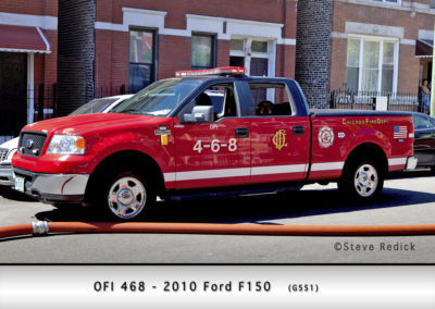 Chicago FD OFI Unit 4-6-8
