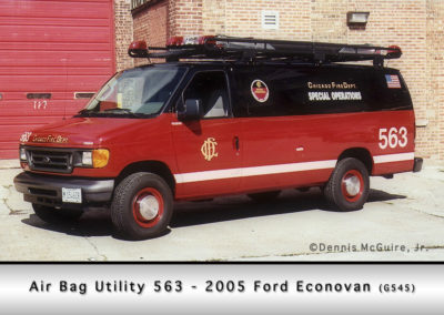 Chicago FD Air Bag Utility 5-6-3