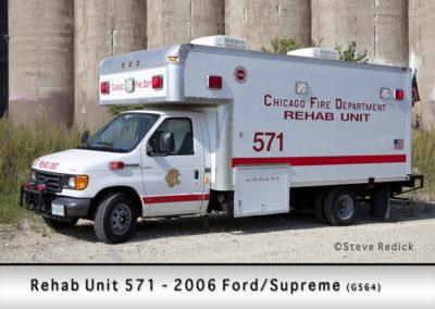 Chicago FD Rehab Unit 5-7-1