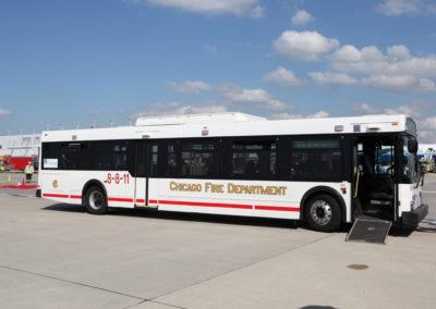 Chicago FD Oxygen Bus 8-8-11
