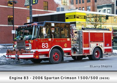 Chicago FD Engine 83
