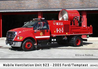 Chicago FD MVU 9-2-3