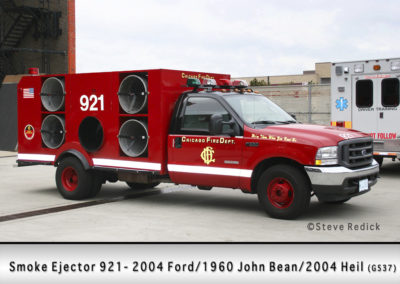 Chicago FD Smoke Ejector 9-2-1
