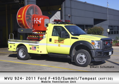 Chicago FD Mobile Ventilation Unit 9-2-4