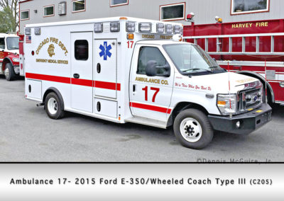 Chicago FD Ambulance 17
