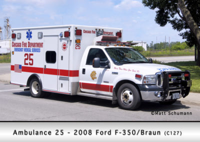 Chicago FD Ambulance 24