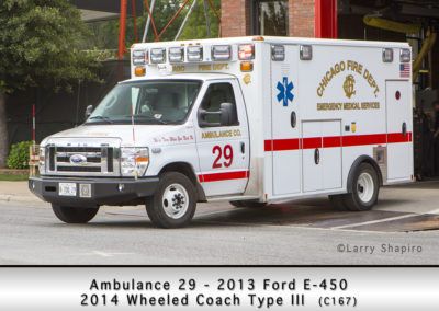 Chicago FD Ambulance 29
